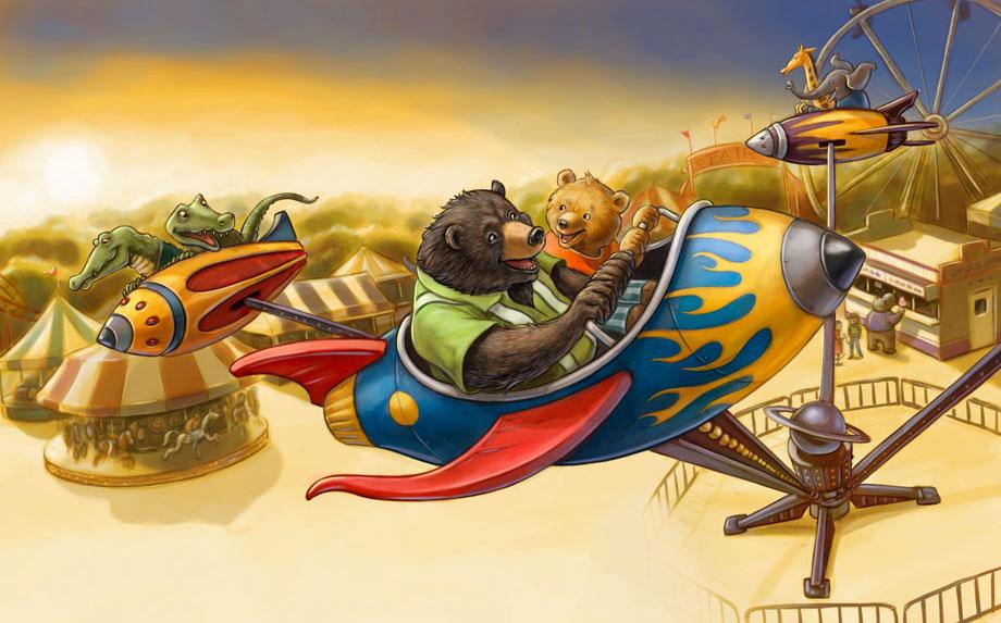 Bear Rides!