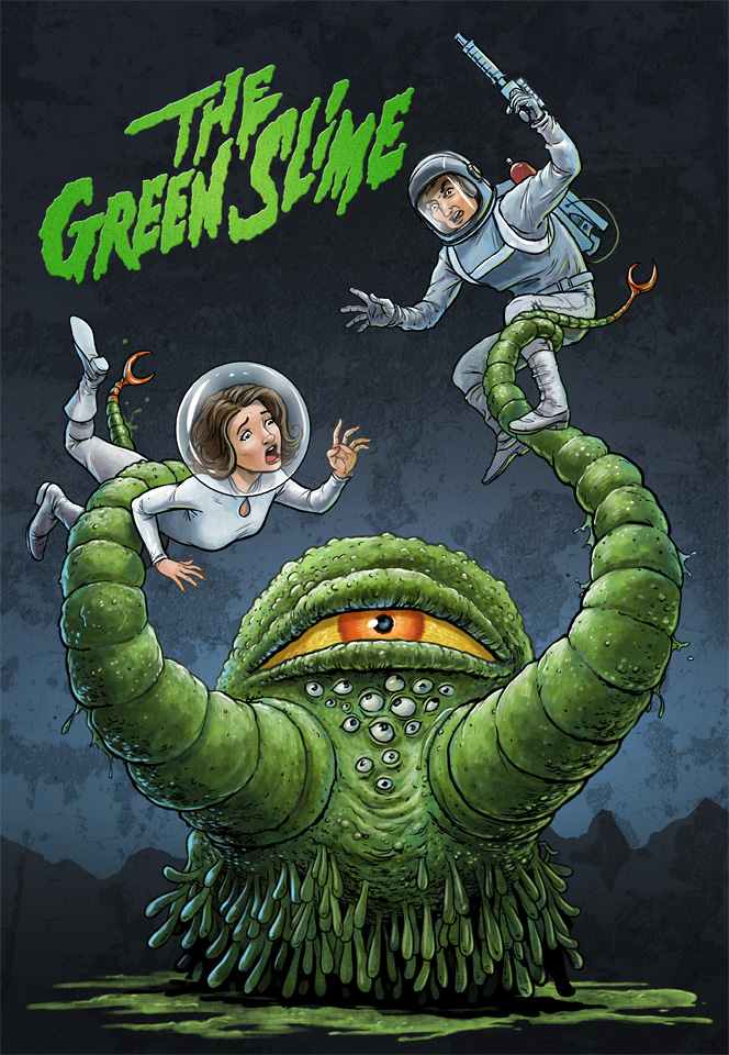 MAWIO The Green Slime