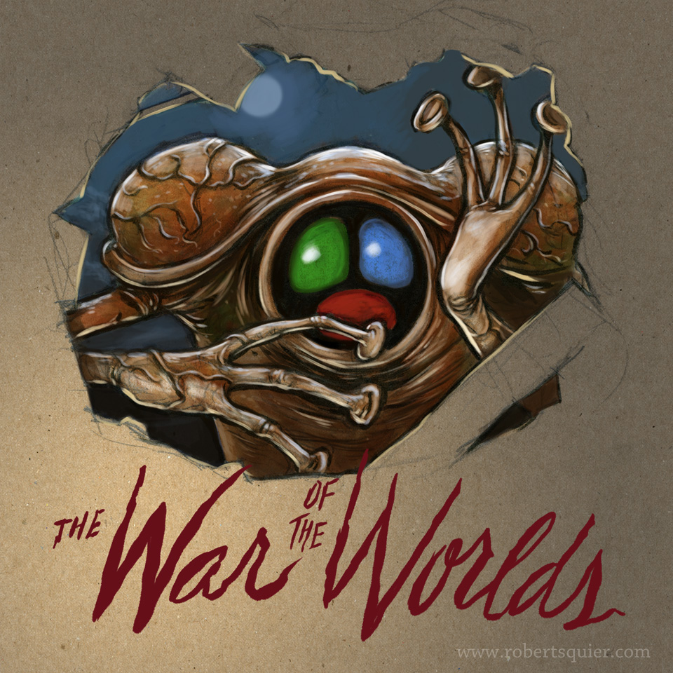 War of the World Alien