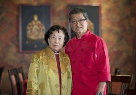 After surviving a few recent medical scares, Chinatown owner Ronald Cheng was inspired by his mother, Linda, to open another Chinatown