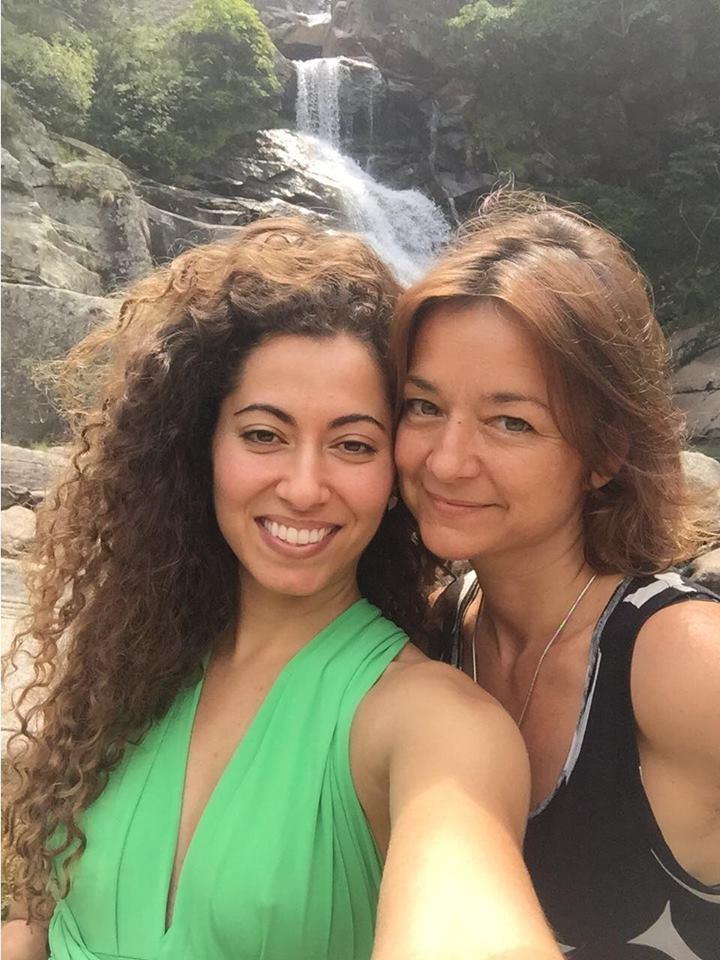 Nikki Starr and Zigola