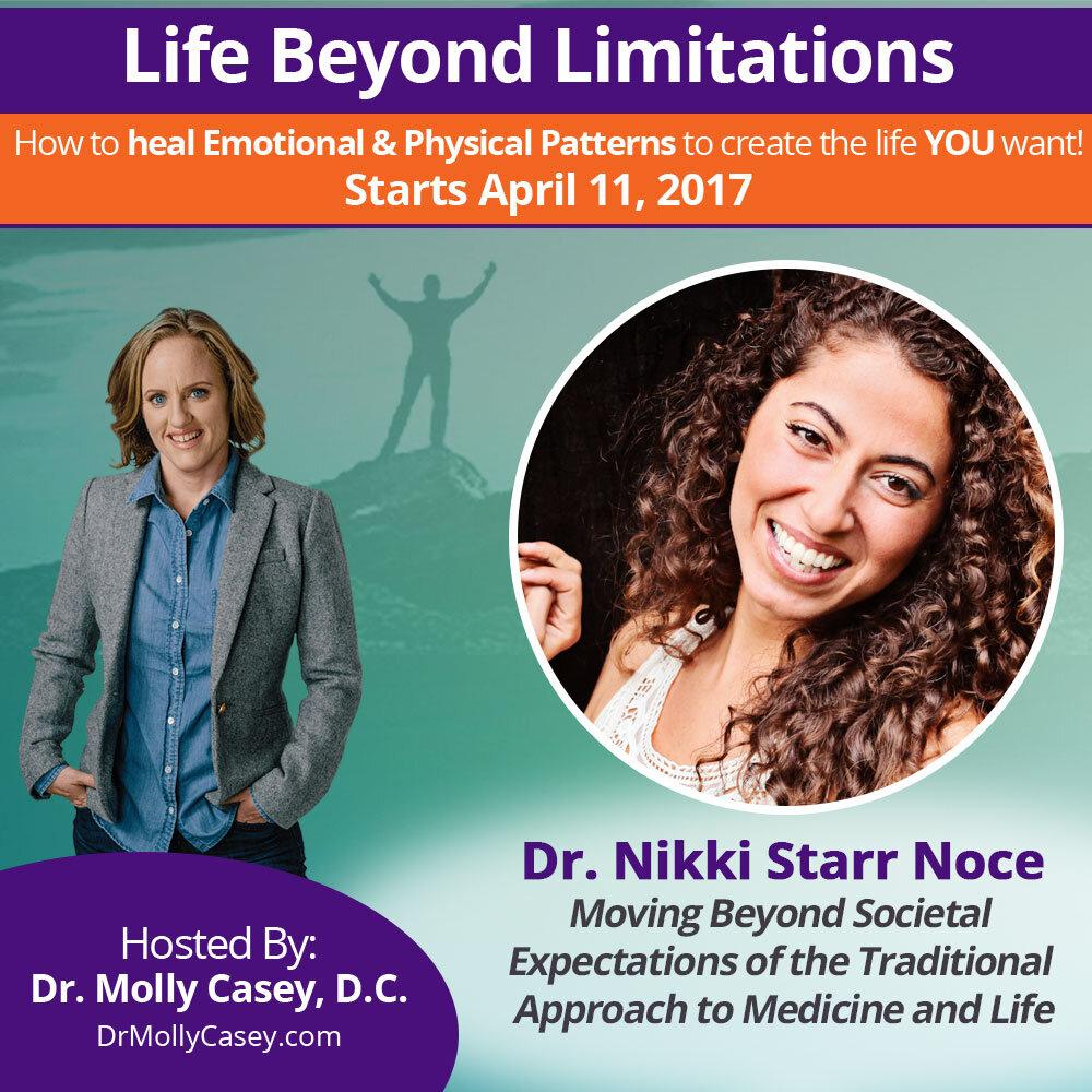 Life Beyond Limitations - April 2017