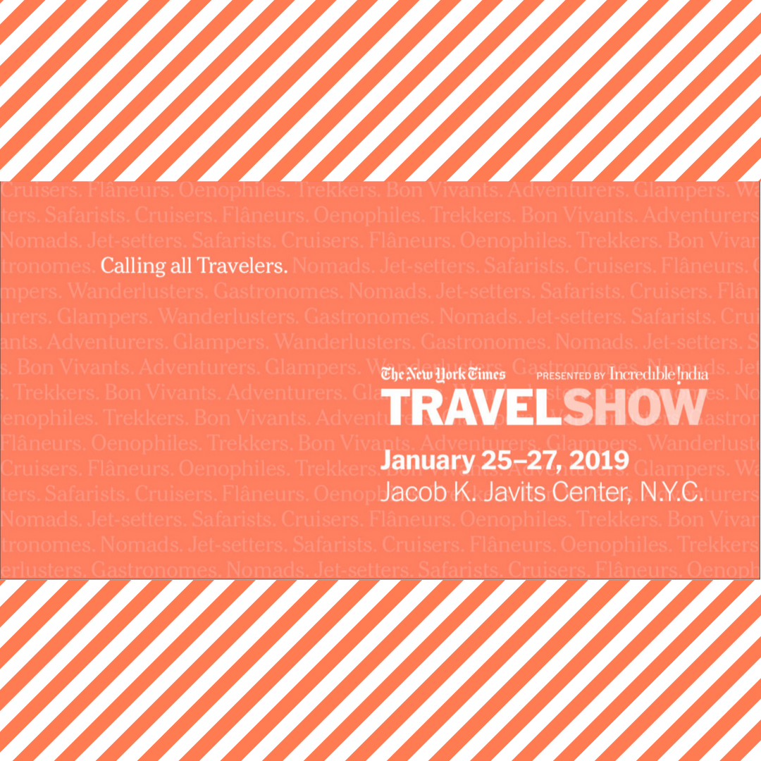 New York Travel Show - January 2019Featured speakerTopics: Health & Healing Benefits of Inversion; The Transformative Power of Travel