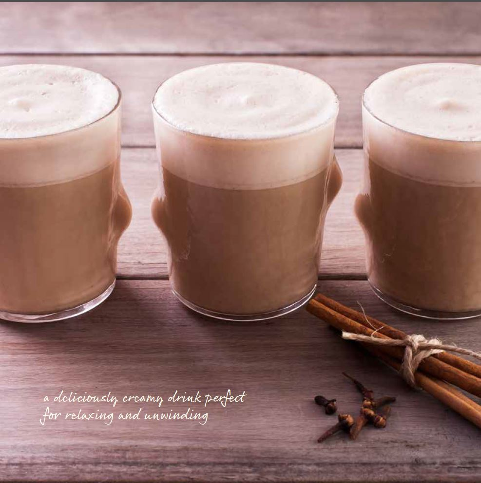 Homemade chai lattes in the Thermomix - recipe from Quick Fix: Every Occasion