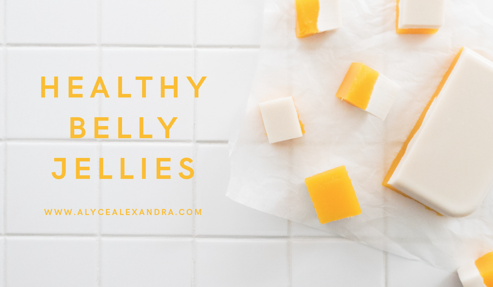 Thermomix healthy jellies