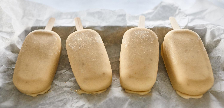 thermomix banana ice creams