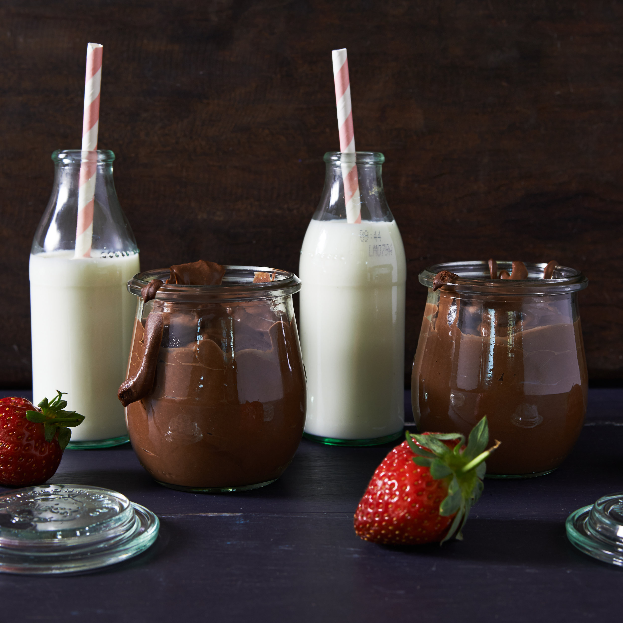 thermomix healthy mousse