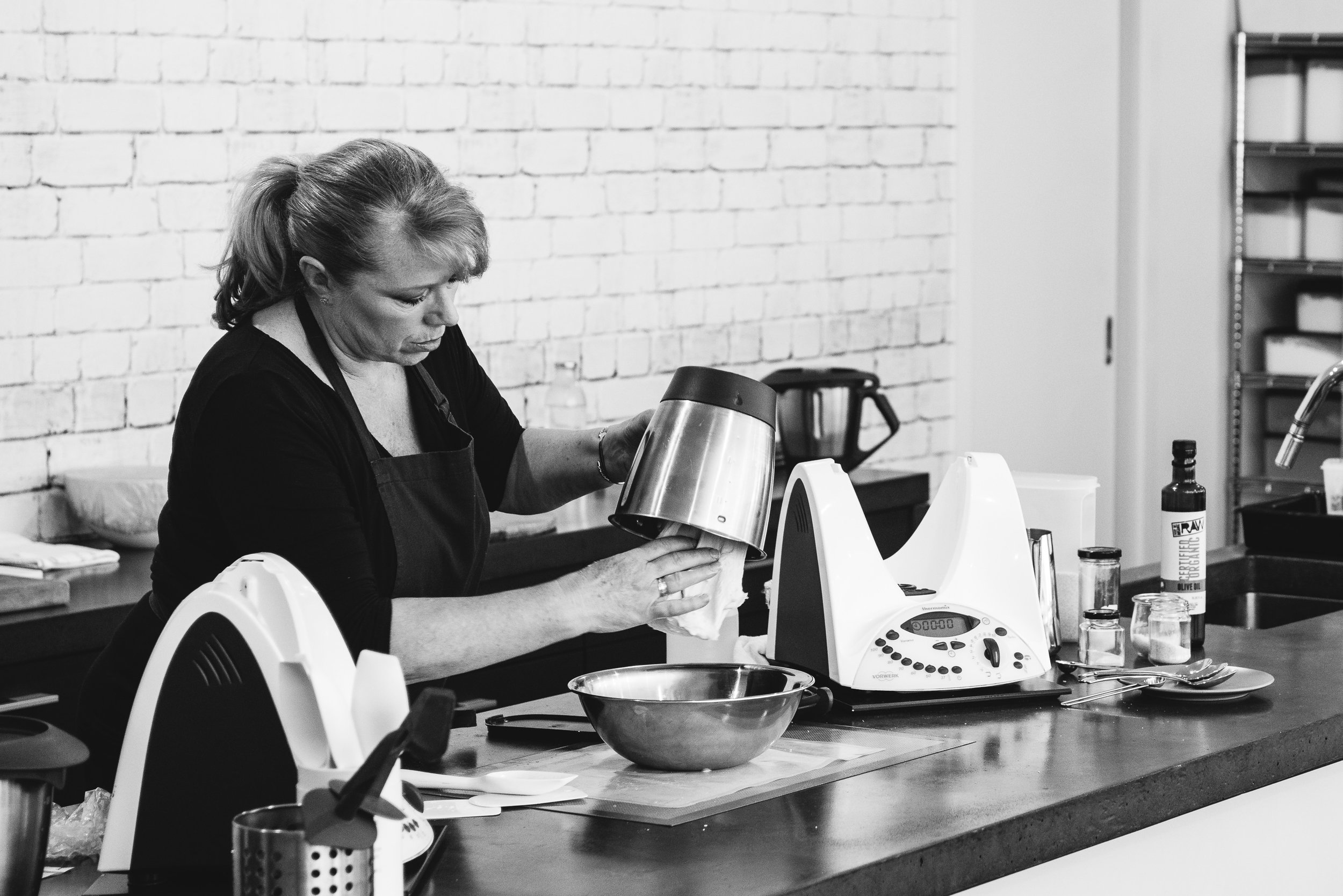 thermomix cooking class