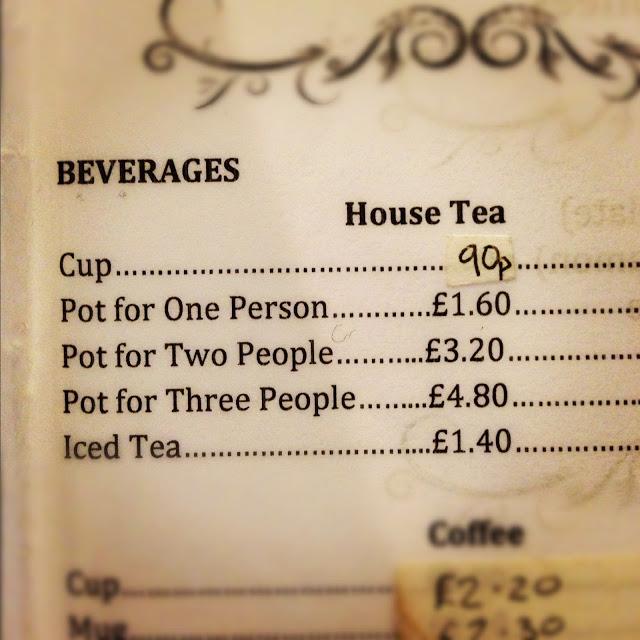menu_at_clarindas_tea_room_edinburgh.JPG