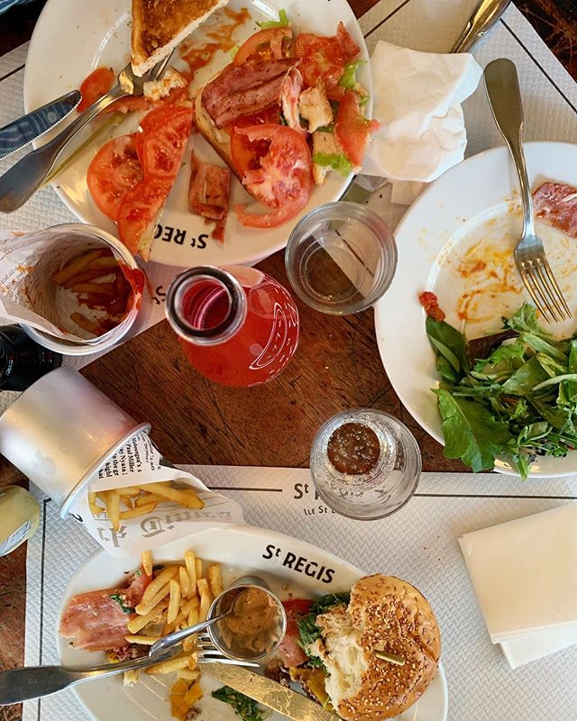 Parisian Brunch: The Aftermath 🇫🇷🏆🍳