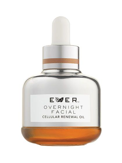 After using the cleansing balm, once a week I apply this overnight facial oil.  I did ask my OB if this was ok, considering it has a little retinol in it, and she said with it being only once a week, I am good!  This stuff is like gold in a bottle.  Helps minimize pores, gives me a glow and helps reduce fine lines and wrinkles.