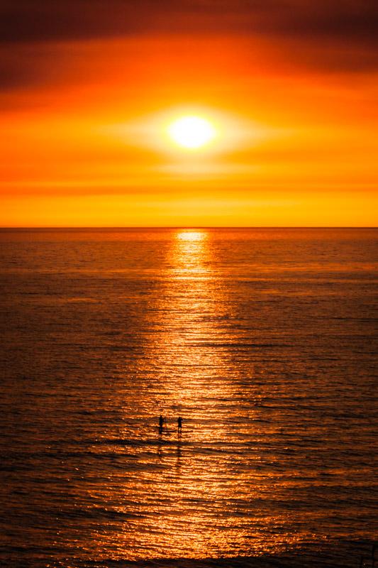 Stonesteps Sunset