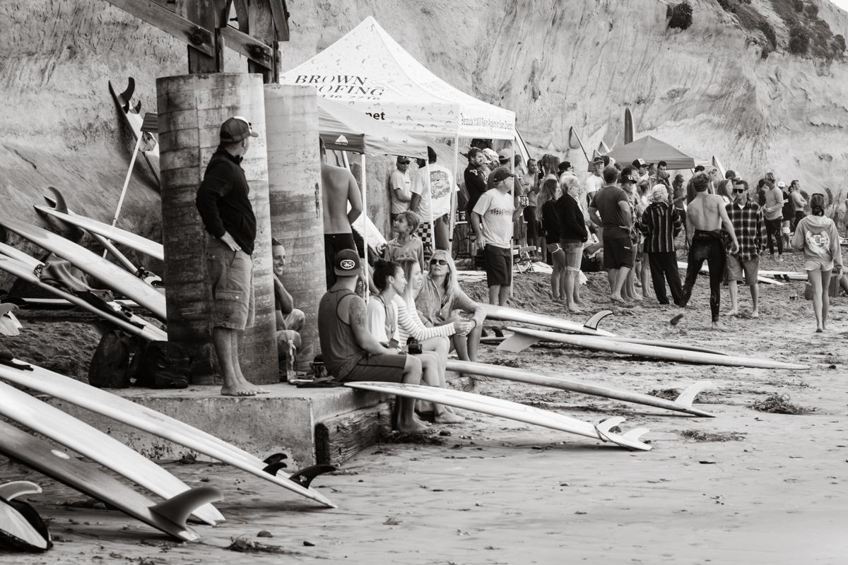 28th Annual Stonesteps Longboard Contest / Encinitas
