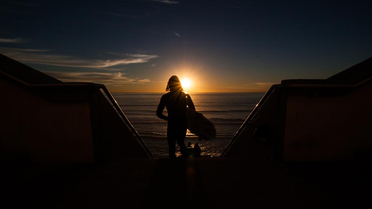 Stonesteps Beach, Encinitas CA