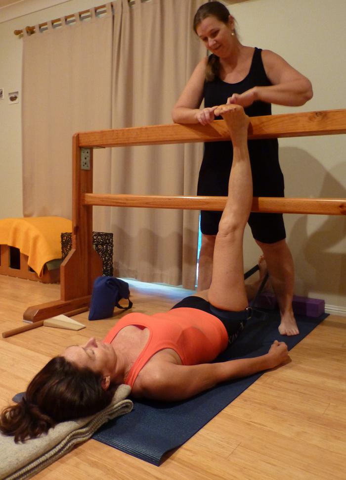 yoga for scoliosis brisbane