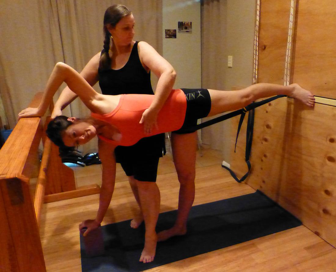 yoga for back pain brisbane