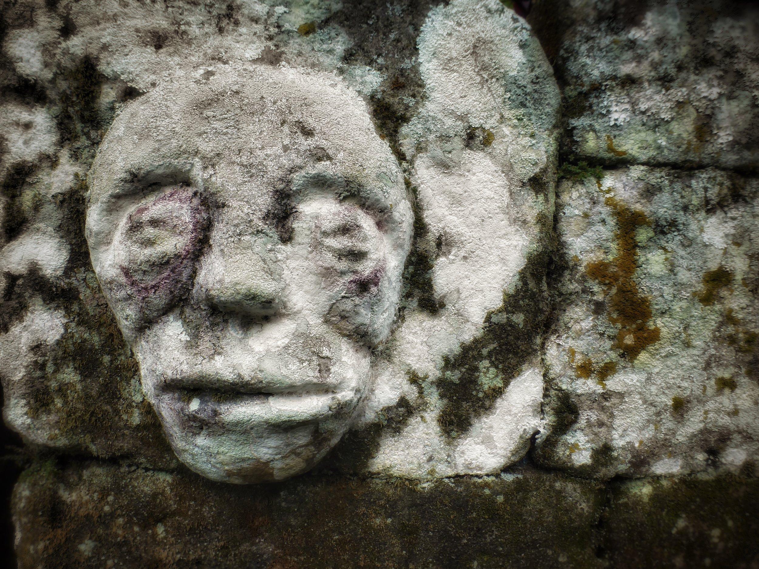 Ancient Visage