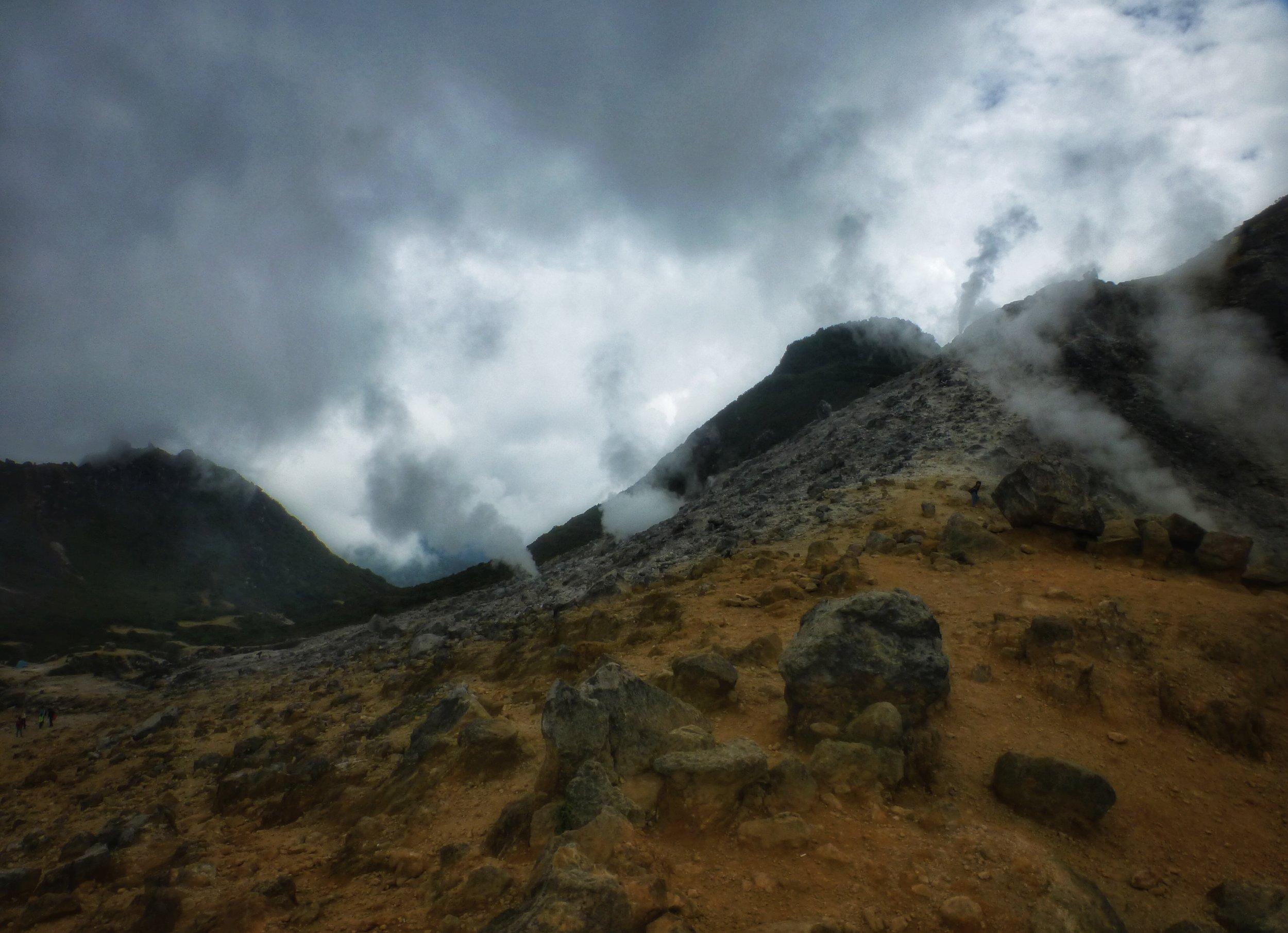 Volcano Breathing