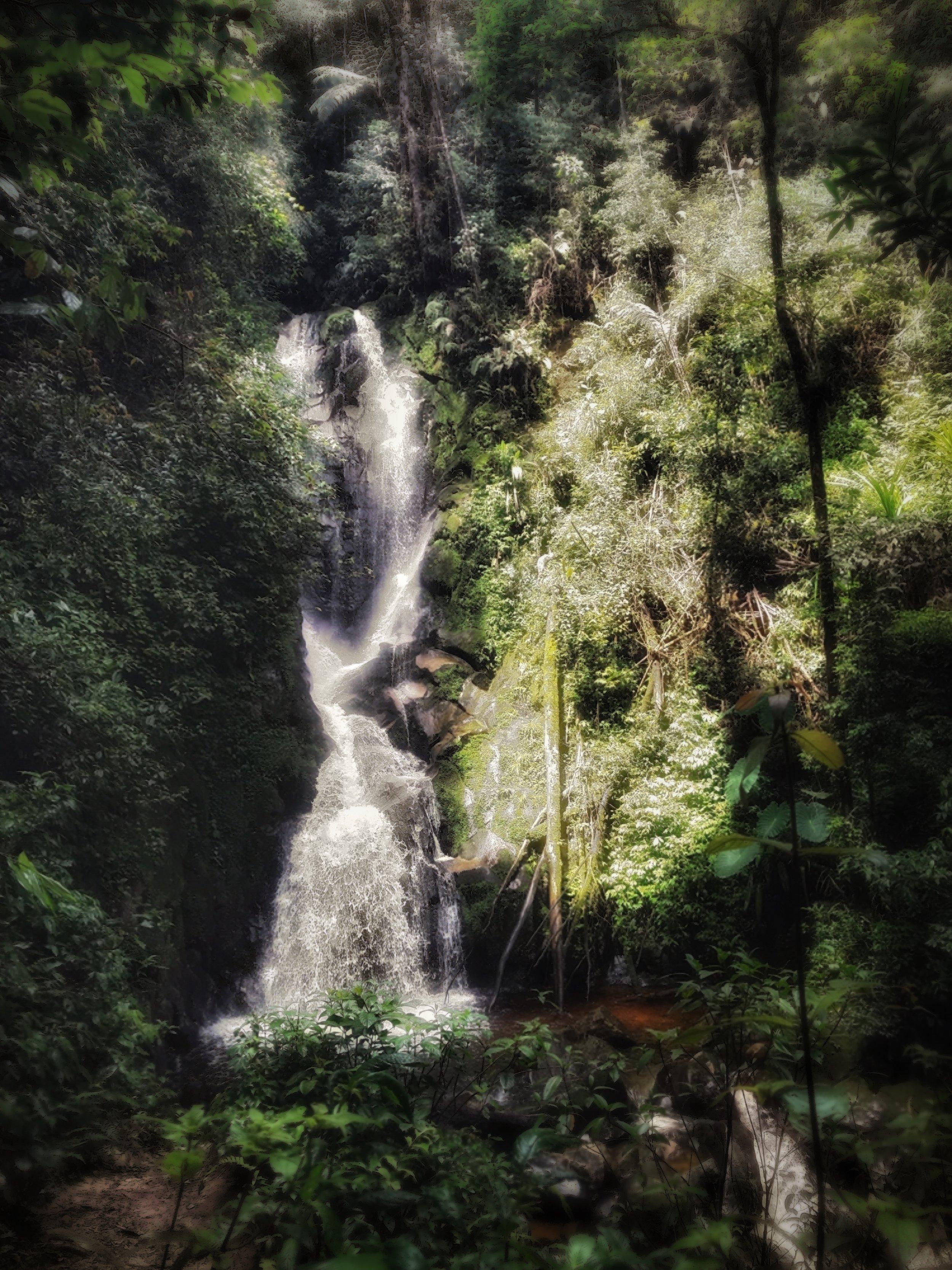Female Waterfall
