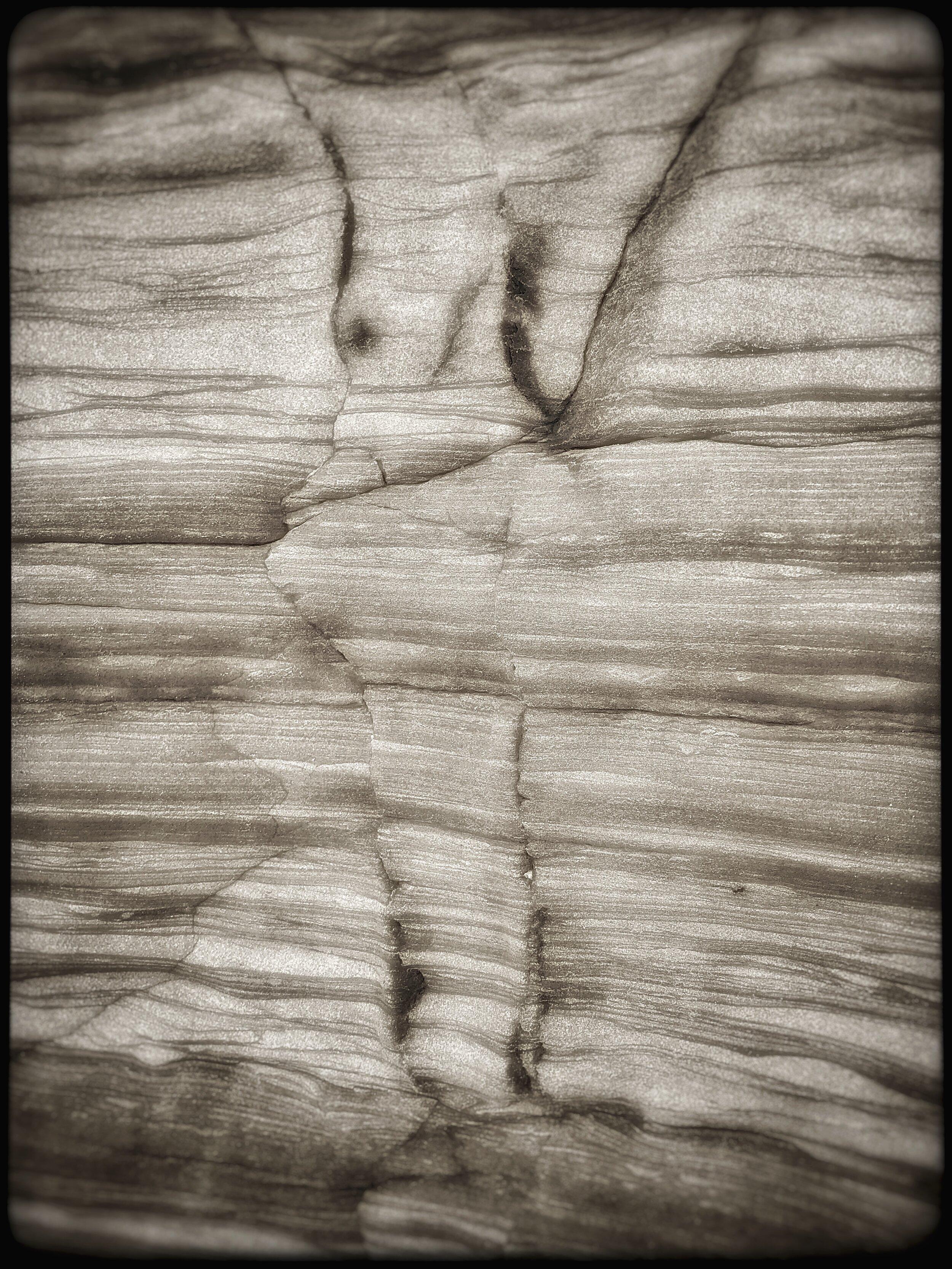 Figure in Stone