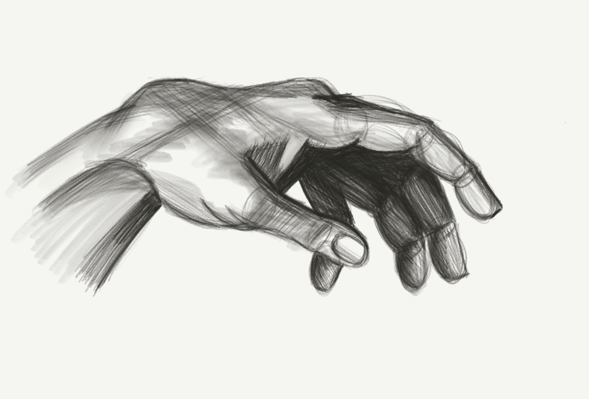 Sketches_Missy_Robbs_Creation_of_Adam_Hand