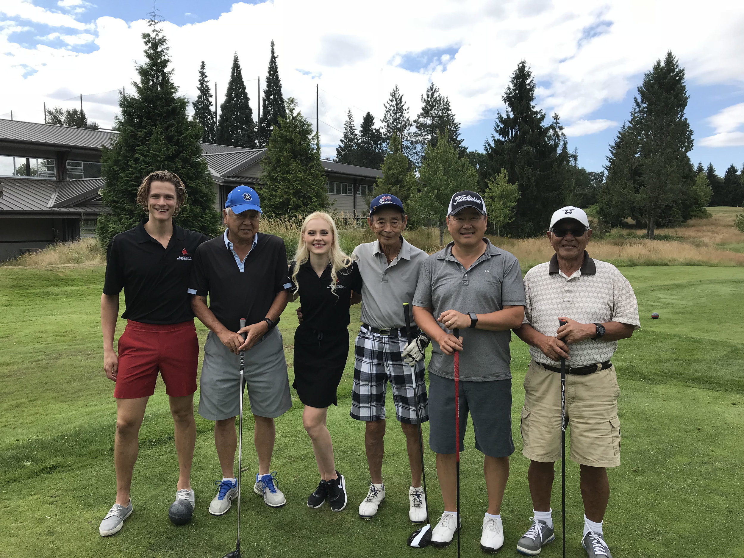 The 2nd Annual VIDA Charity Golf Tournament was held on July 20, 2018.