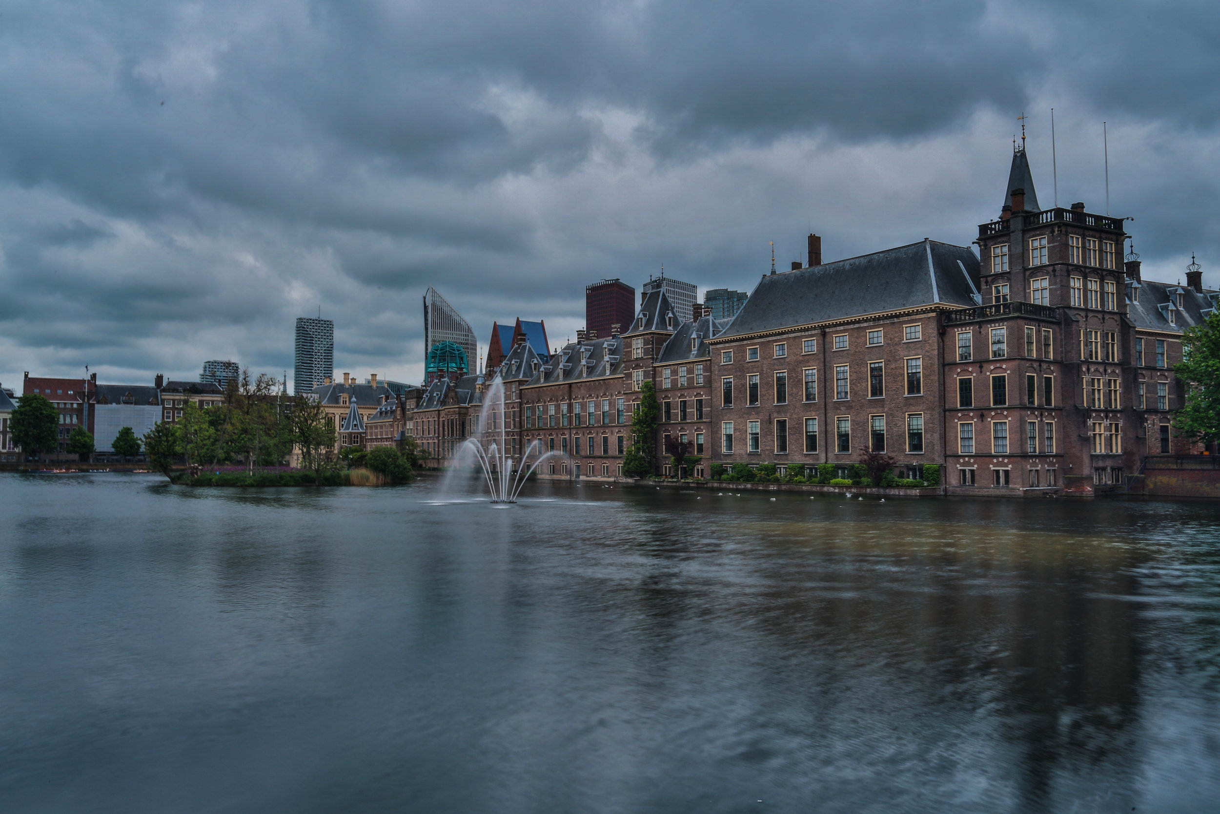 The Hague, Buitenhof