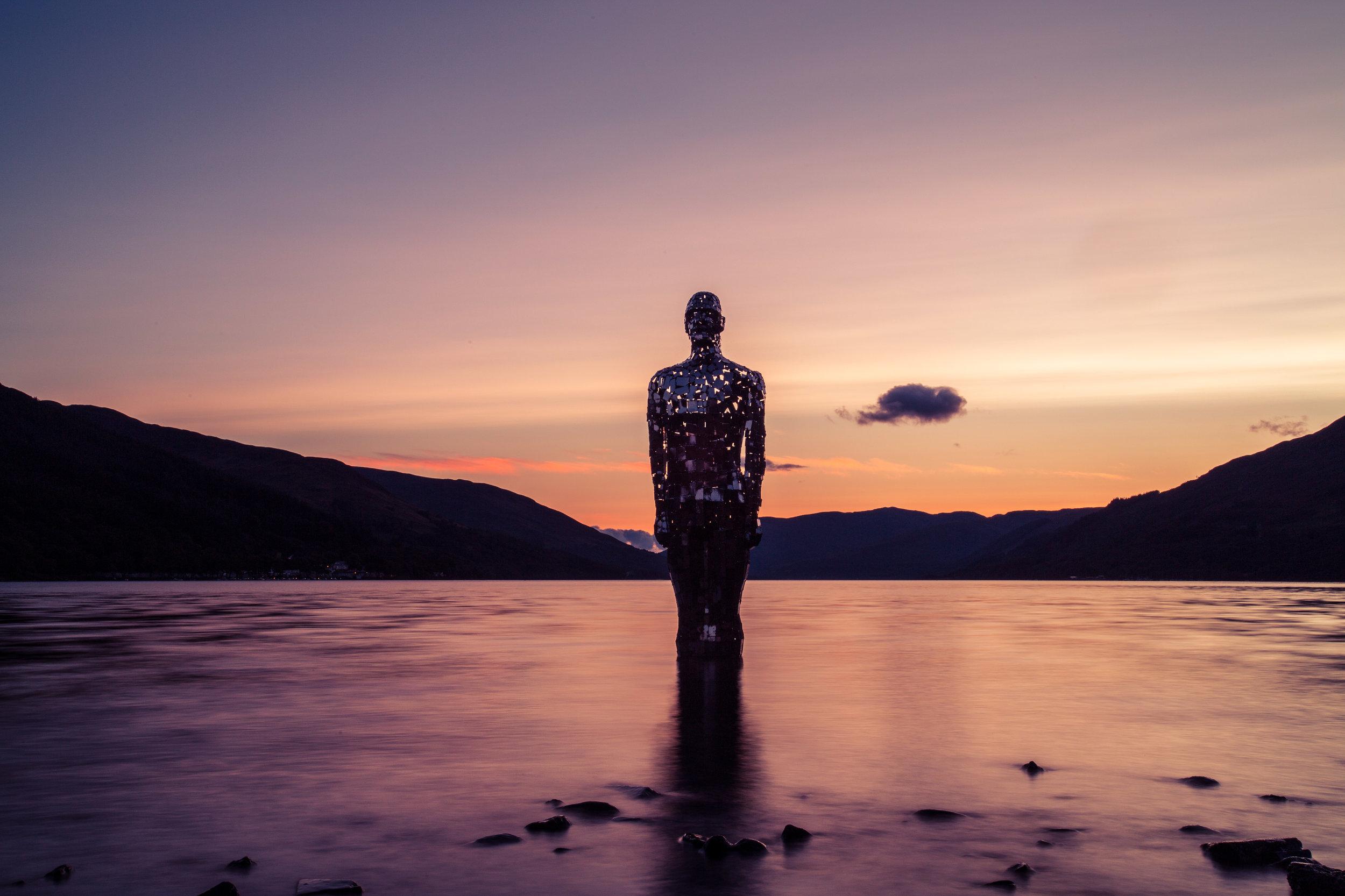 Still on Loch Earn