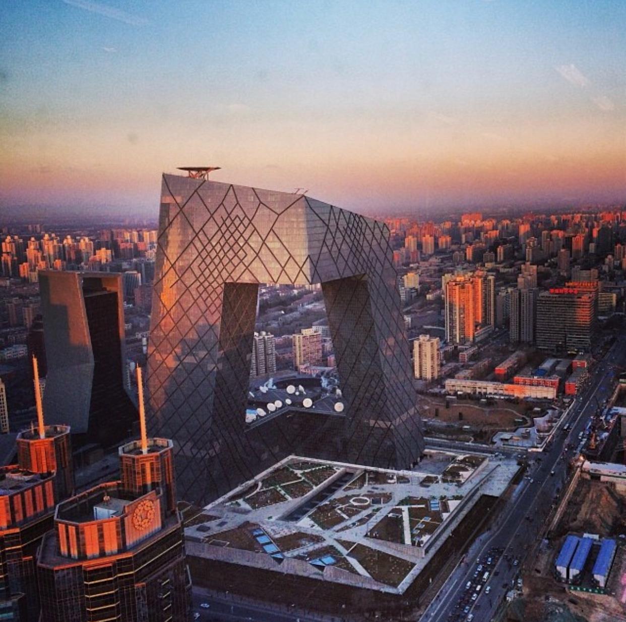 CCTV Building, Beijing