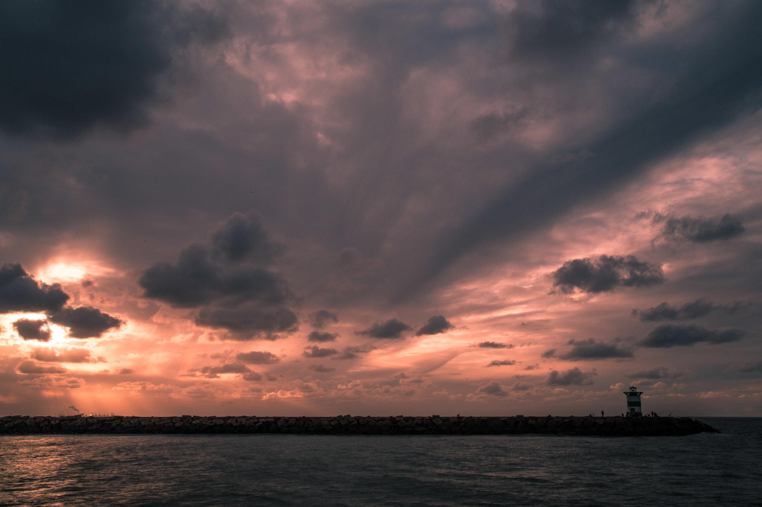 Big Skies, Scheveningen