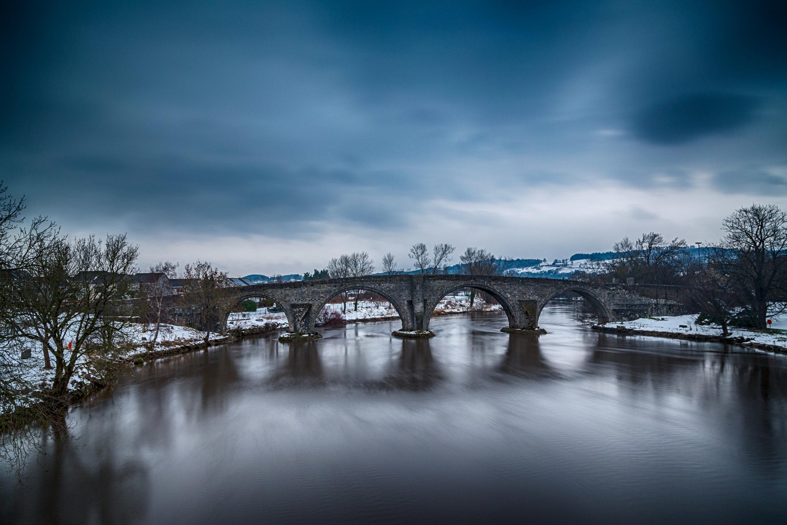 The Old Stirling Bridge
