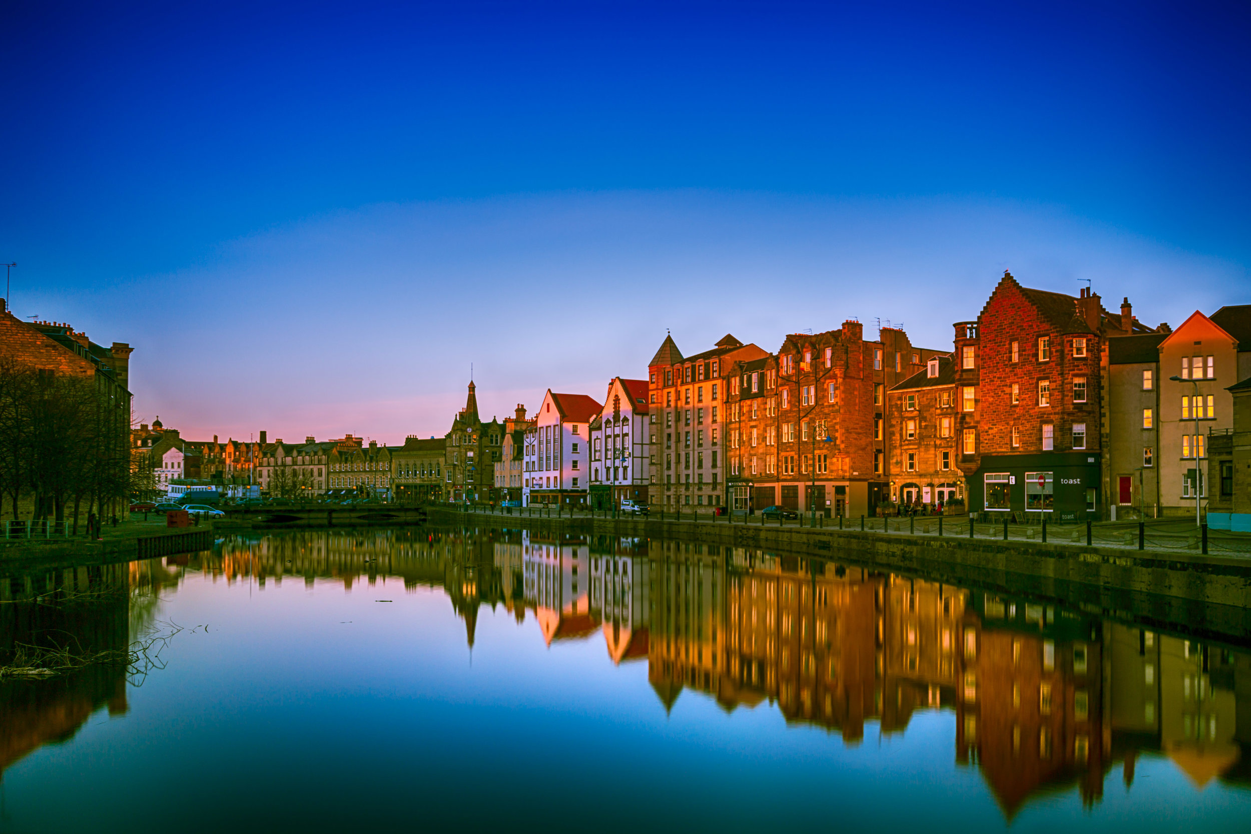 Leith Reflections