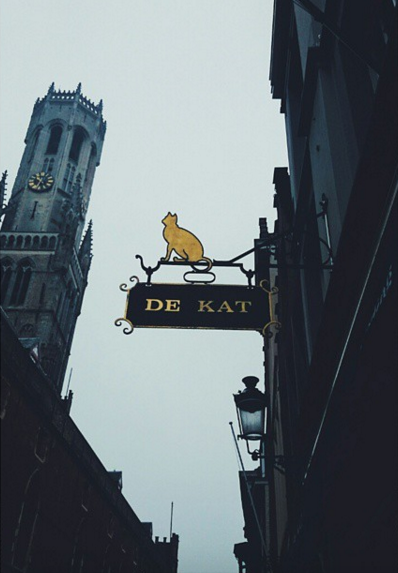 The Belfry of Bruges - IG @rhiarhiajones