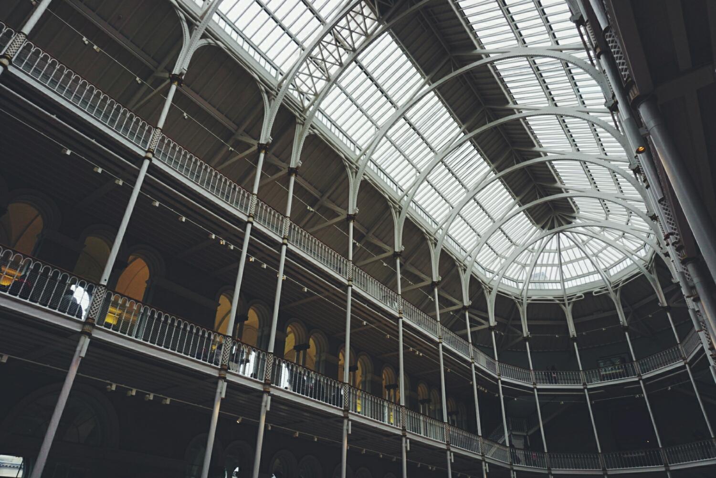 Edinburgh's Natural History Museum (IG @rhiarhiajones)