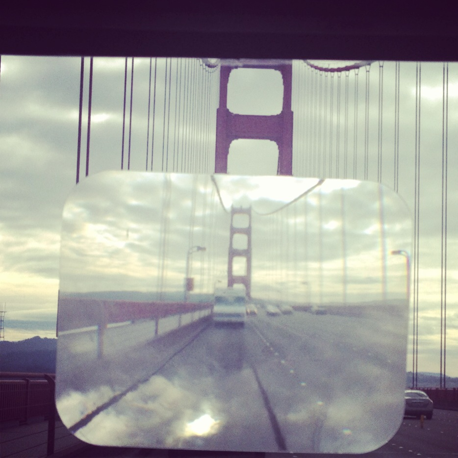 Double take Golden Gate
