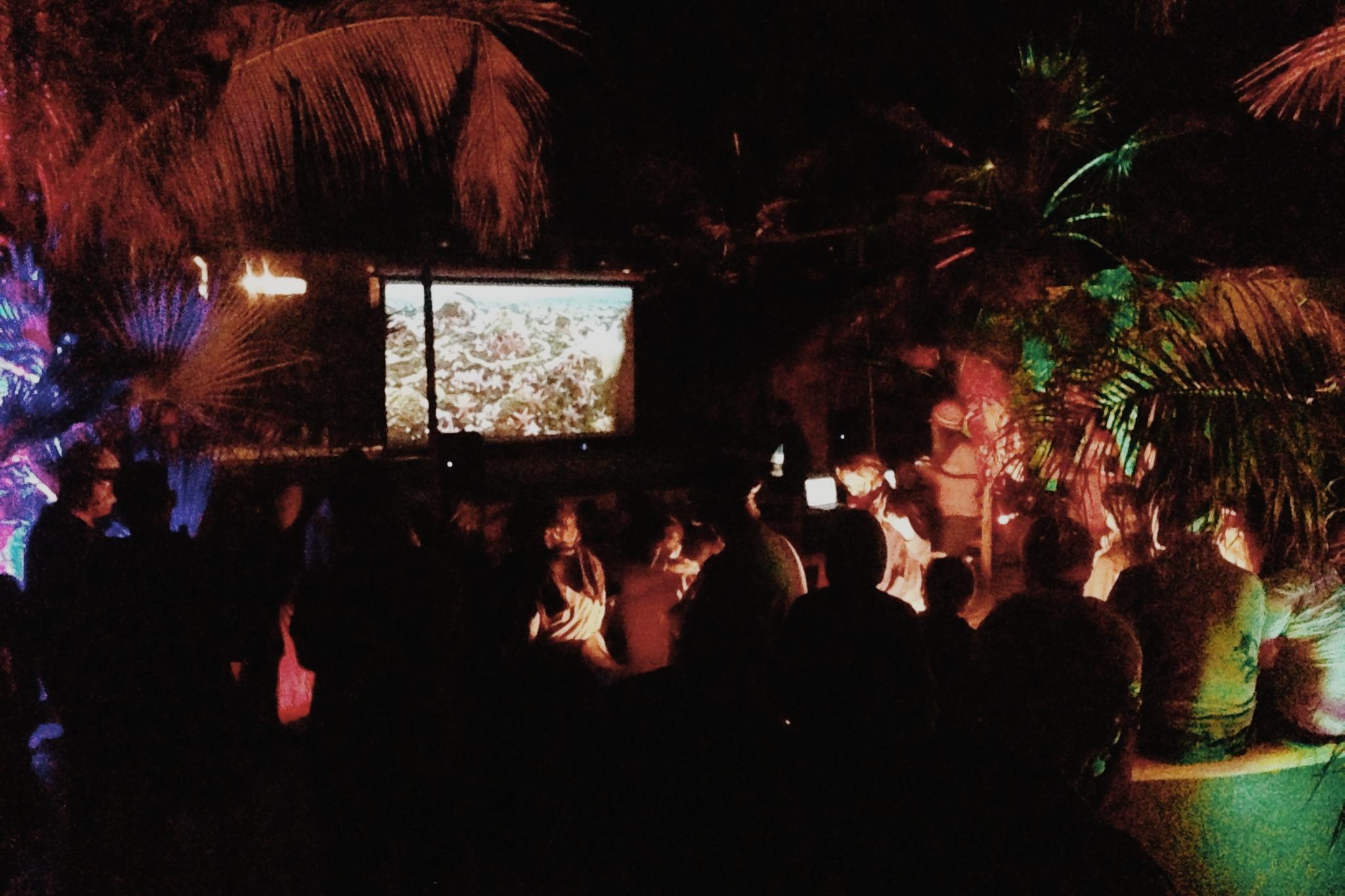 Baja Film Festival at Baja Joe's