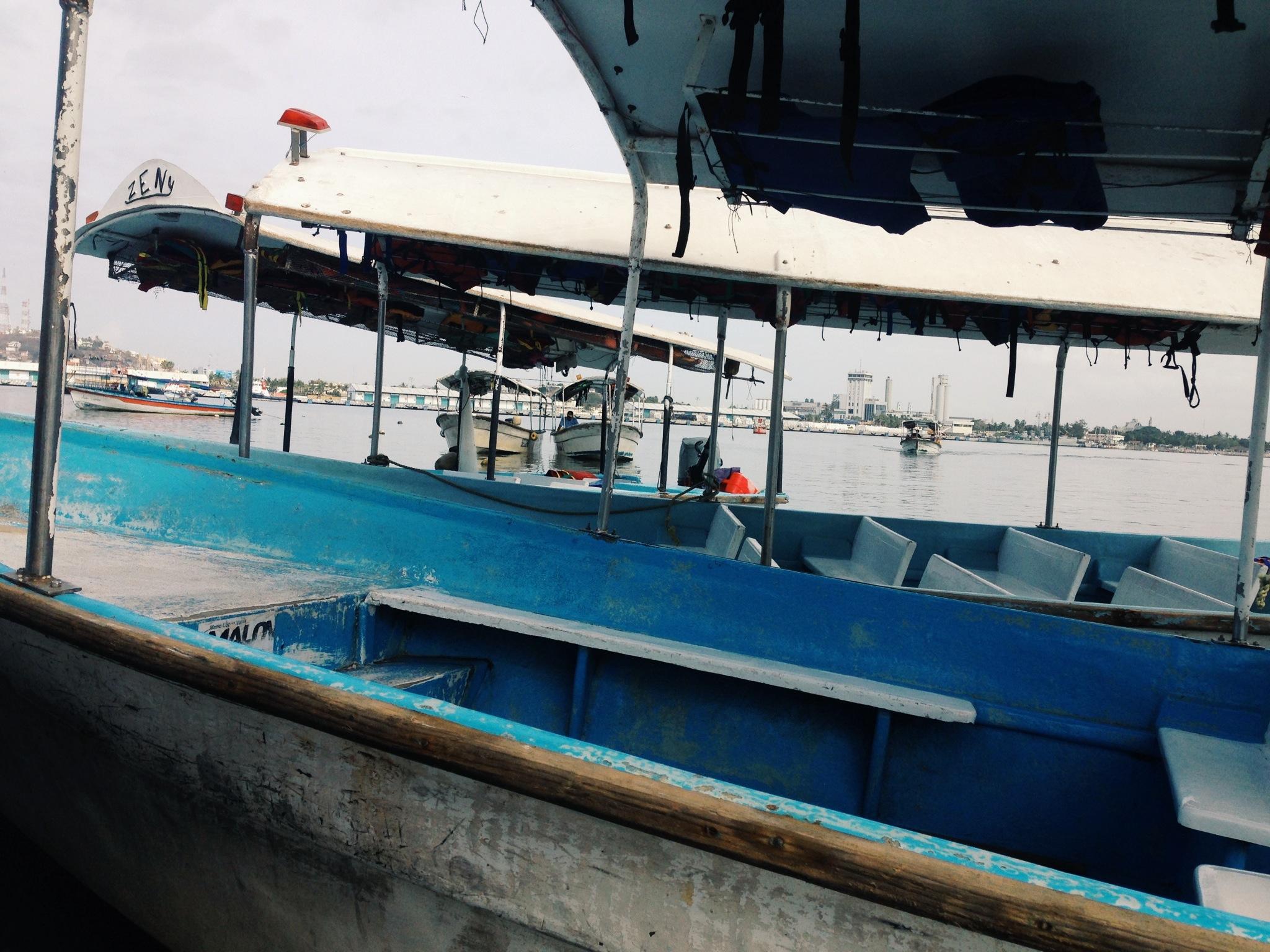 Panga (water taxi)