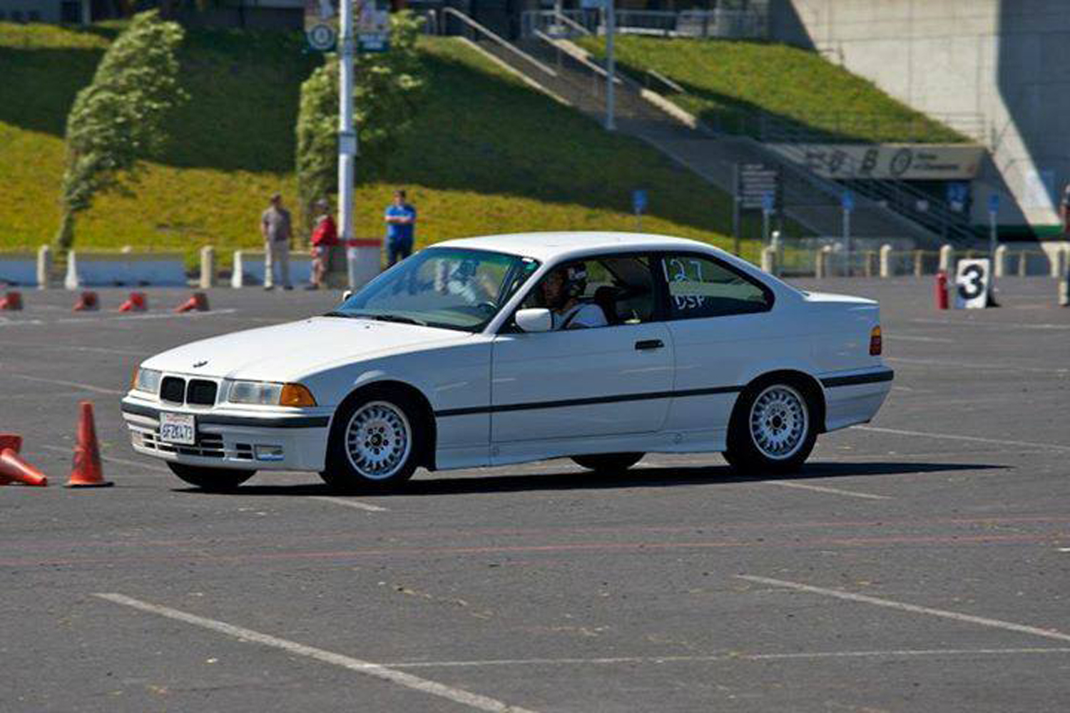 The last time I took Sonia out for a day of autocross.