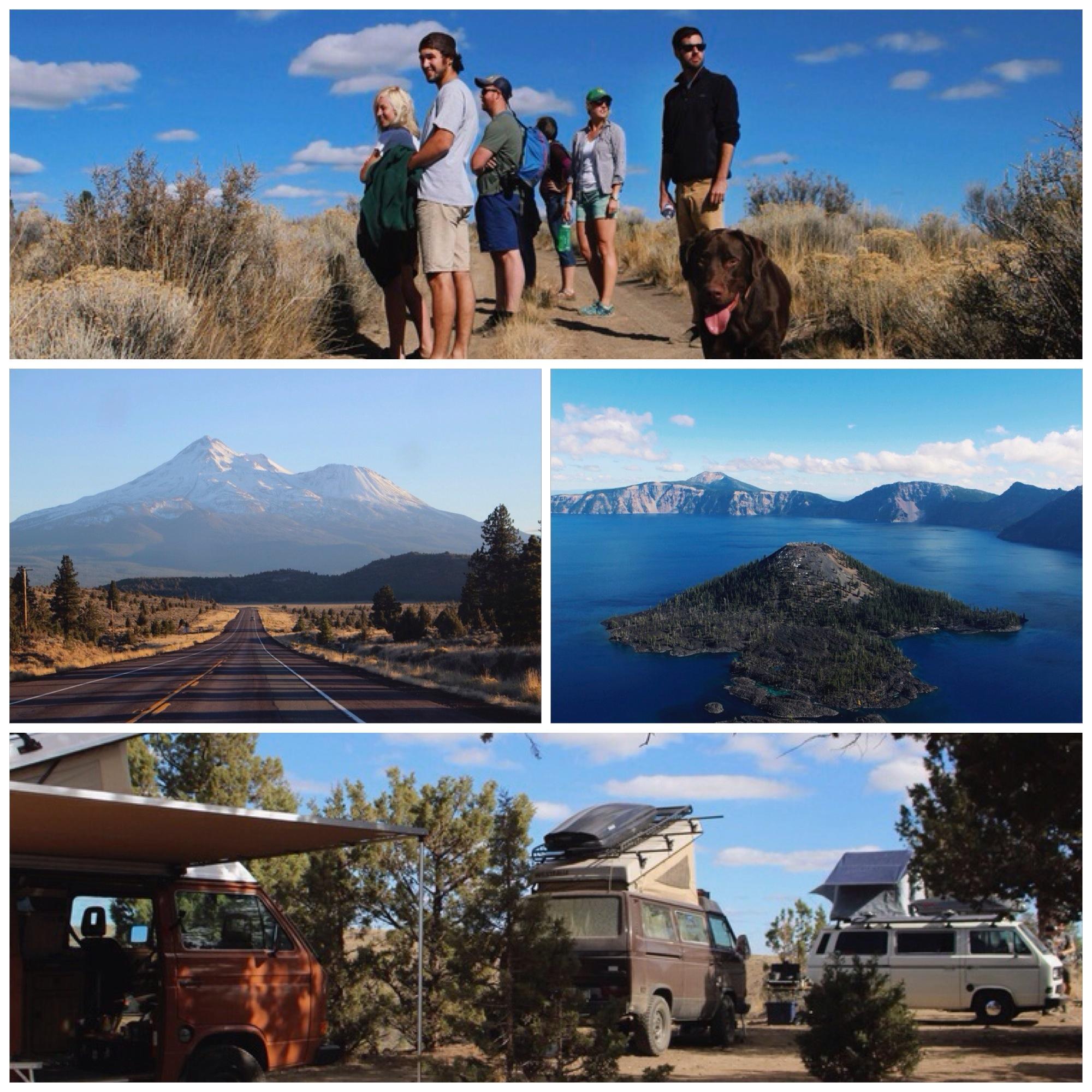 Amazing people, amazing views andamazing vans: unforgettable experiences.