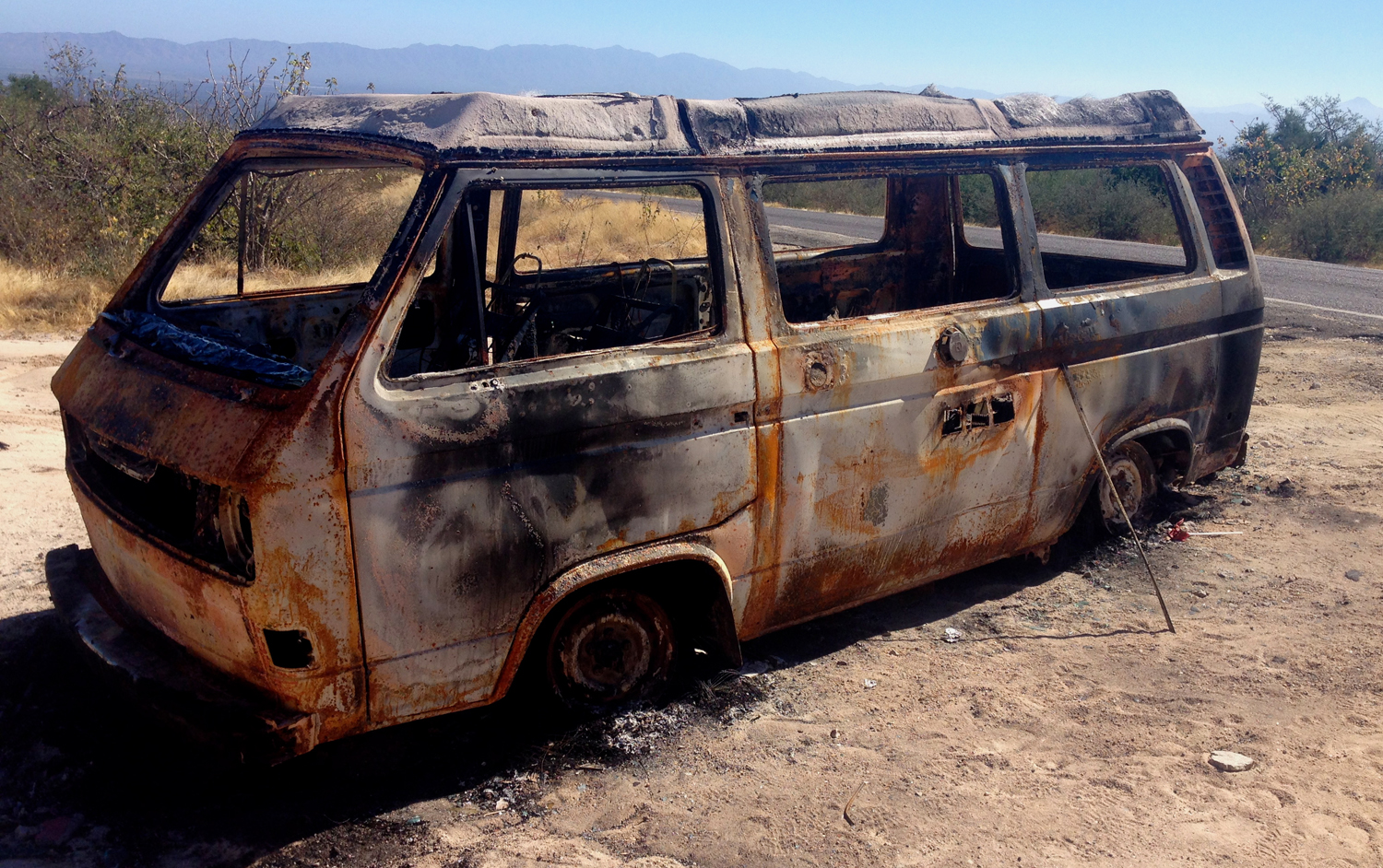 vanagon replace fuel lines fire