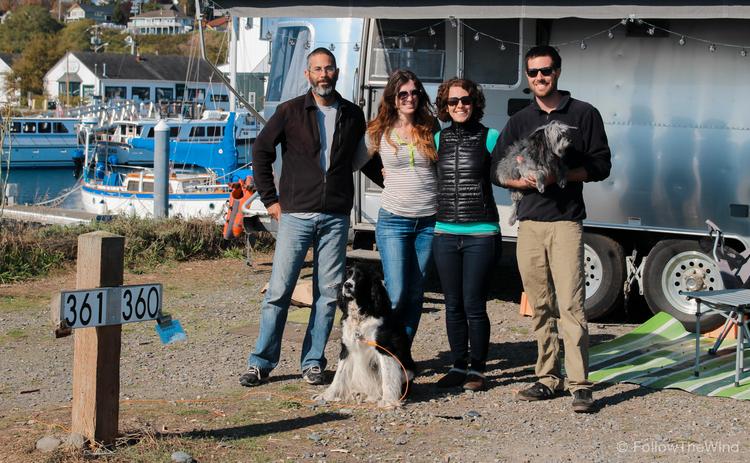 Port Townsend Washington Airstream Camping