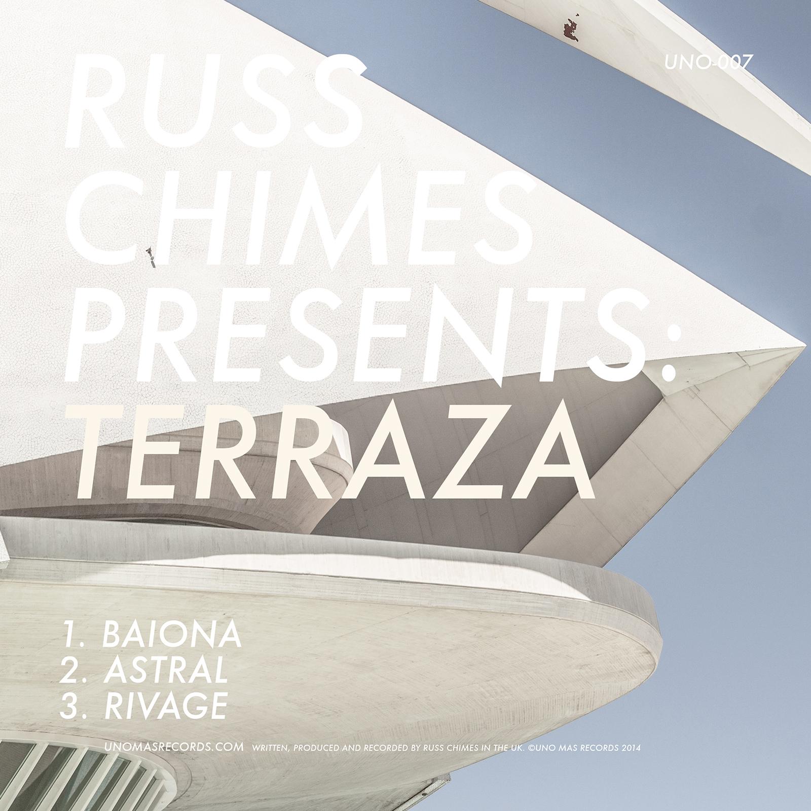 Russ Chimes Presents: Terraza Vol 1 (UNO-007)
