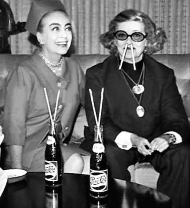 Joan Crawford & Betty Crawford -