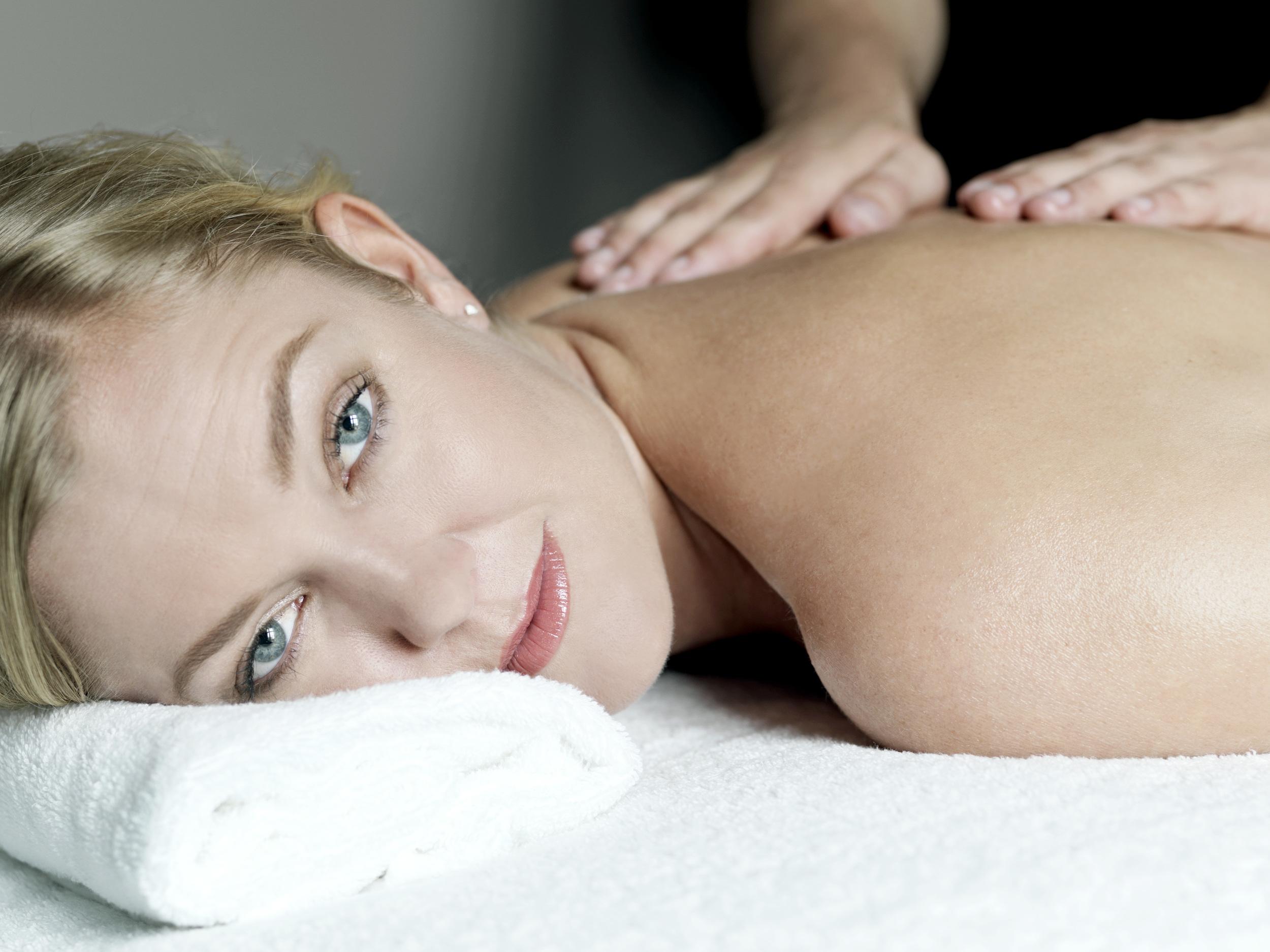 Økologiske massage- og kropsbehandlinger