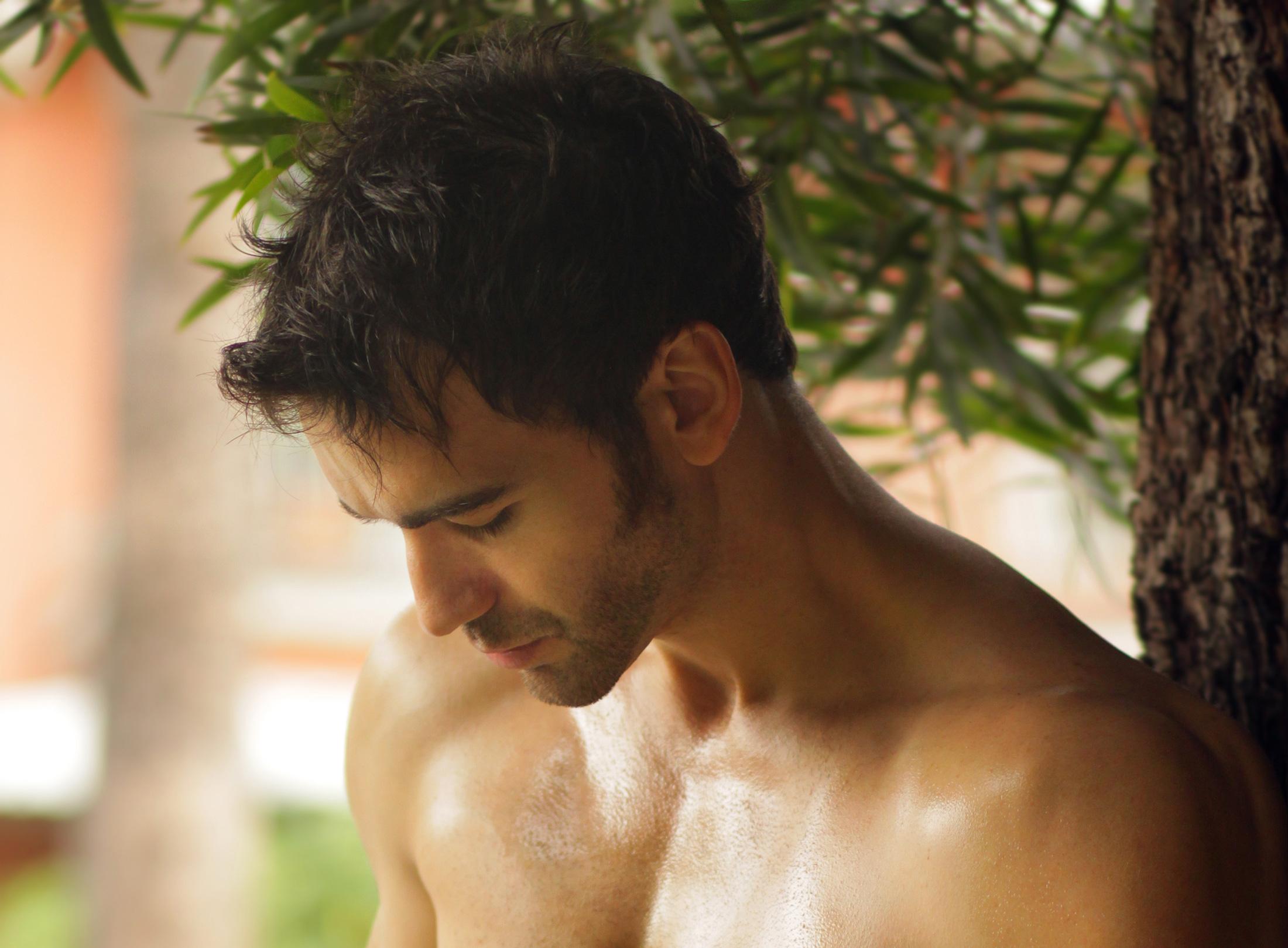 Økologiske behandlinger til mænd