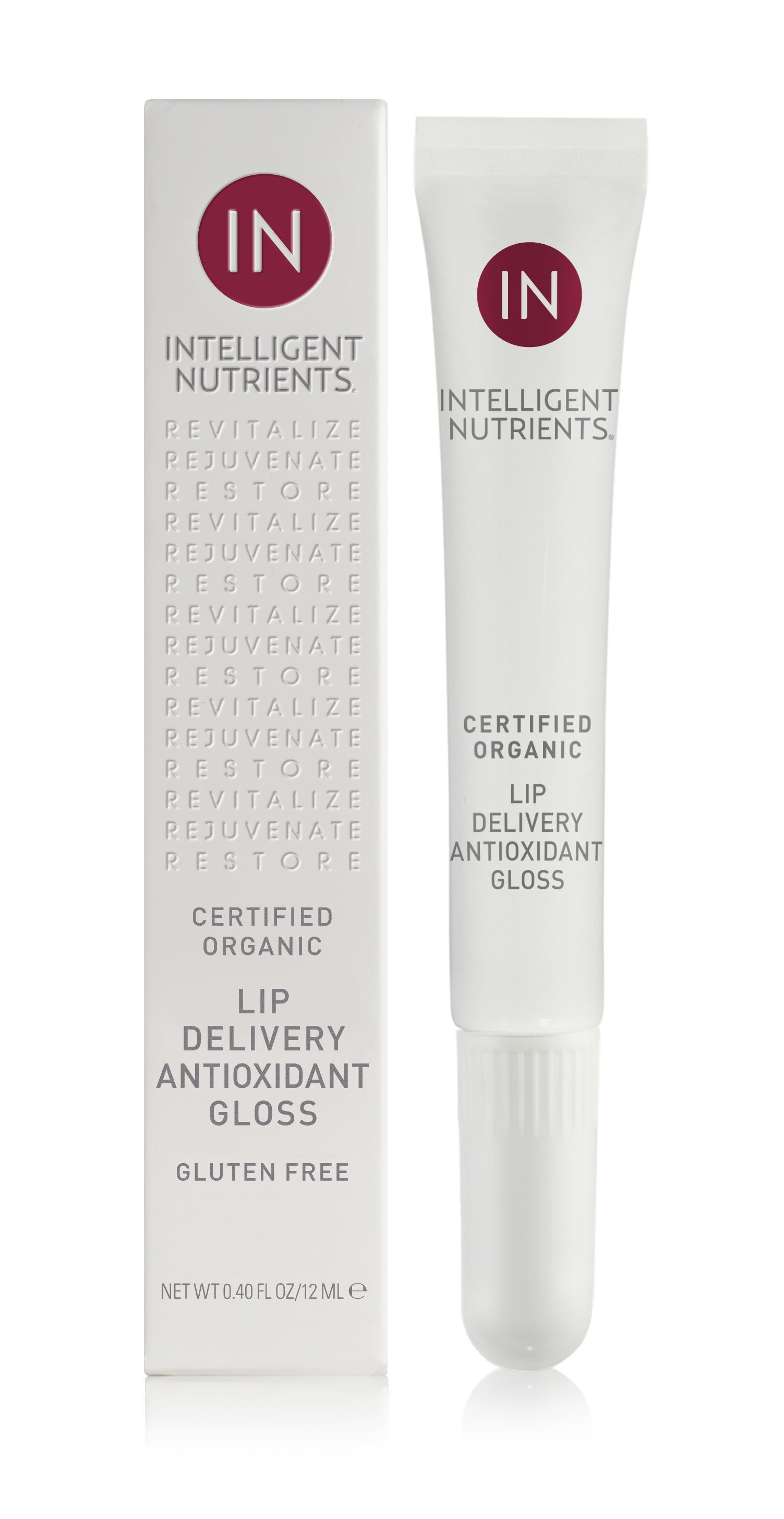 Lip Delivery Antioxidant Gloss - Purple Maize (DKK190/12g)