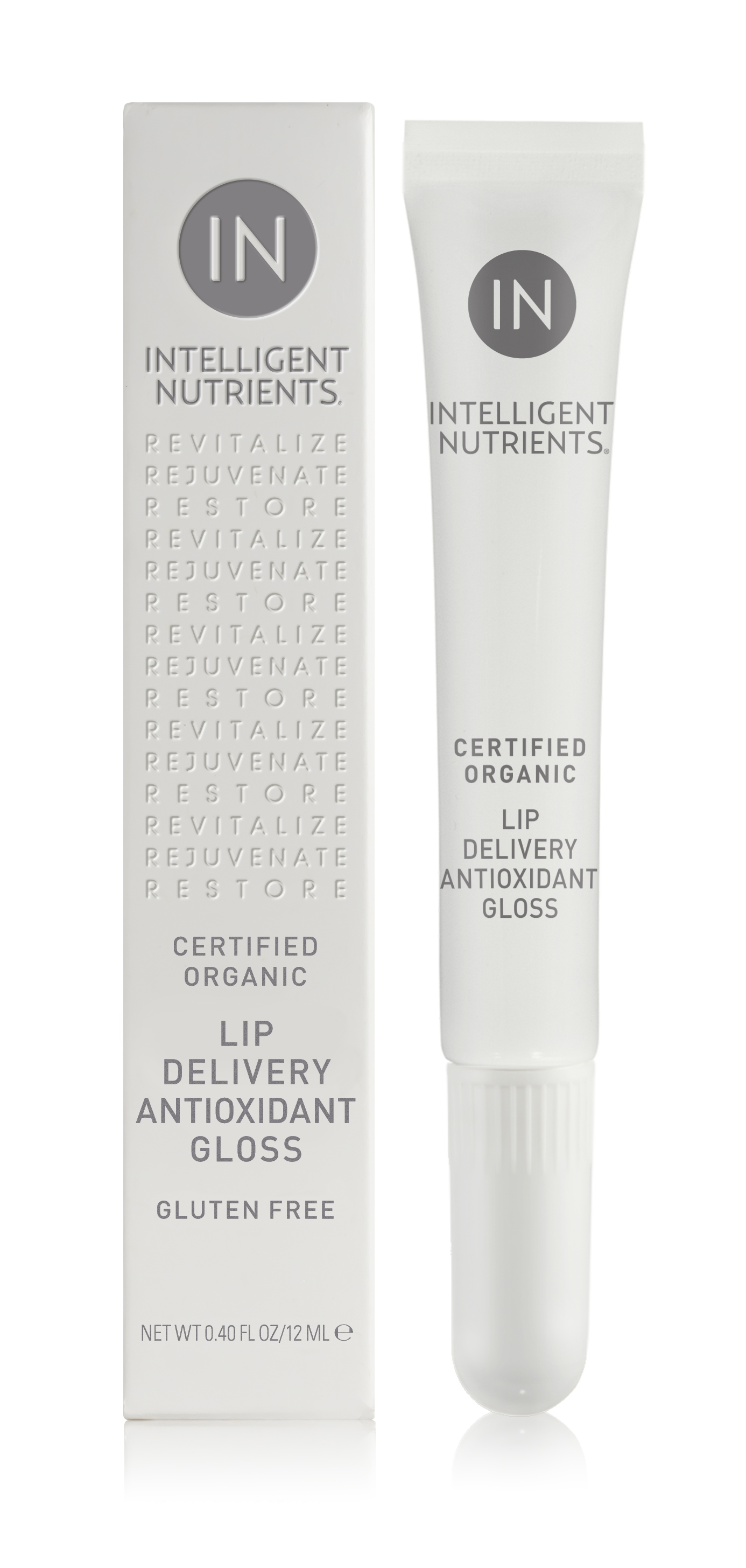 Lip Delivery Antioxidant Gloss - Clear Frosting (DKK190/12g)