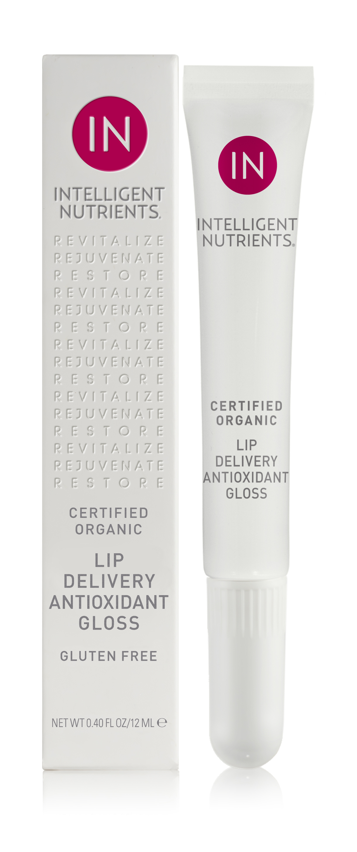 Lip Delivery Antioxidant Gloss - Pink Hibiscus (DKK190/12g)