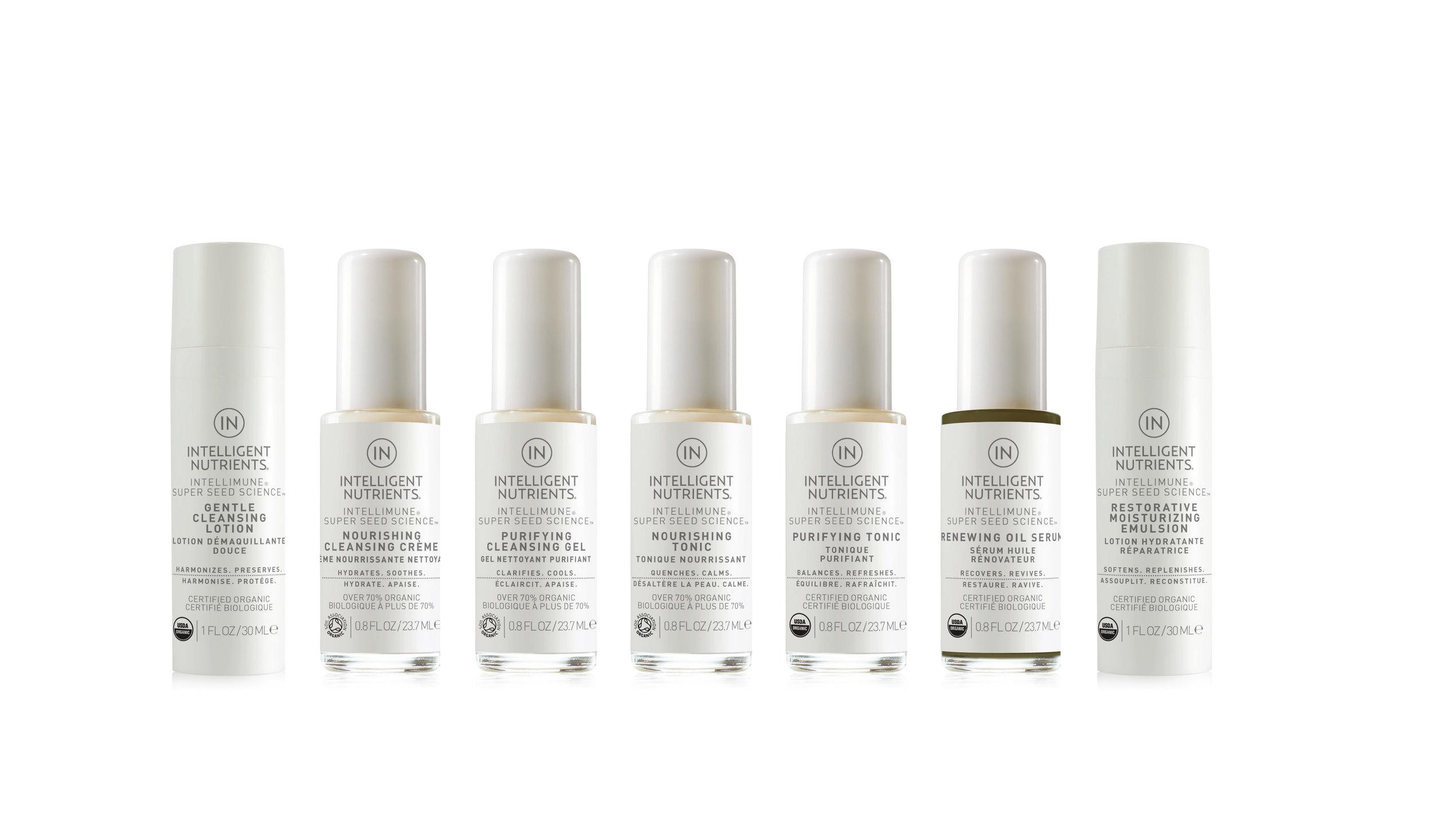 Skincare Series Travel Sizes
