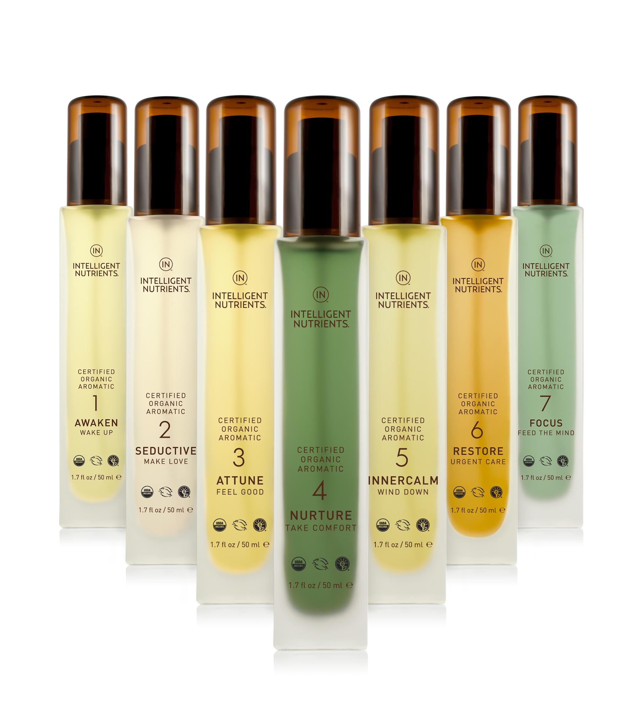 Multi-functional Aromas Series